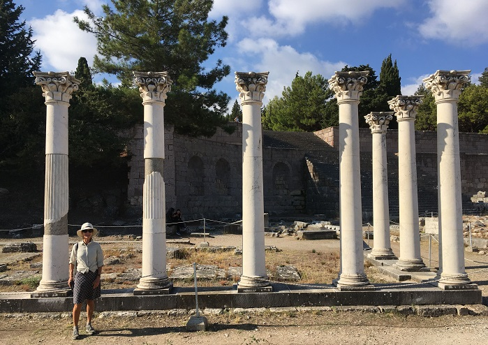 Betere The Rambling Writer Explores More Greek Islands, Part 23: The QH-91